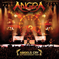 Angels Cry - 20th Anniversary Tour (2CD)