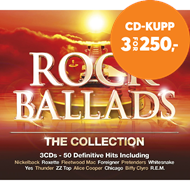 Produktbilde for Rock Ballads - The Collection (3CD)
