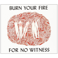 Burn Your Fire For No Witness (CD)