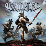 Slave To The Sword (CD)