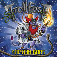 Kaptein Kaos - Limited Digipack Edition (m/DVD) (CD)