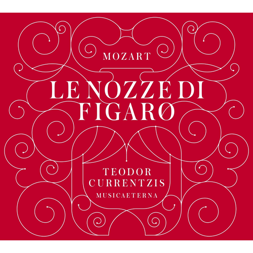 Mozart: Le Nozze Di Figaro - Deluxe Edition (3CD+Blu-ray Audio)