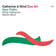 Duo Art: New Folks (CD)