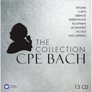 CPE Bach - The Collection (13CD)