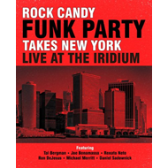 Takes New York - Live At The Iridium (m/Blu-ray) (CD)
