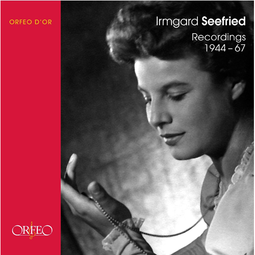 Irmgard Seefried - Recordings 1944-47 (4CD)