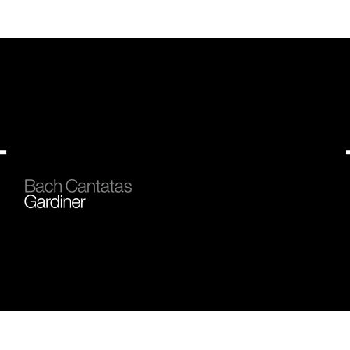 Bach: Cantatas - Complete Box Set (56CD)