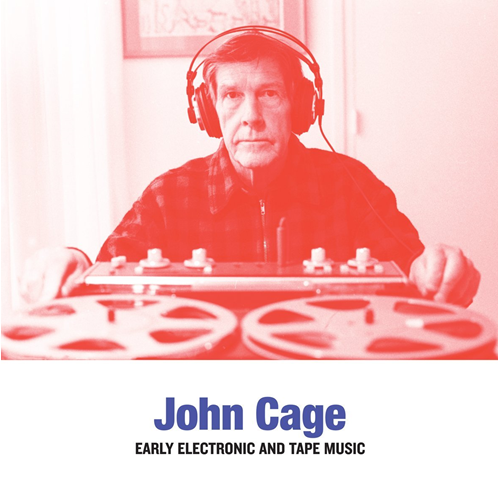 Cage: Early Electronic And Tape Music (CD)