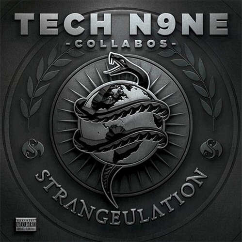 Strangeulation - Tech N9ne Collaborations (CD)