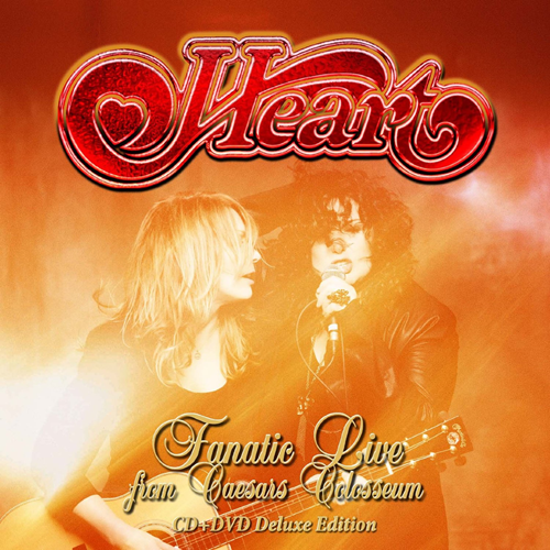 Fanatic: Live From Caesars Colosseum - Deluxe Edition (m/DVD) (CD)