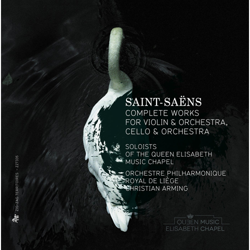 Saint-Saëns: Complete Works For Violin & Orchestra / Cello & Orchestra (3CD)