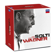 Georg Solti - Wagner: The Operas (36CD)