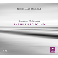 The Hilliard Sound: Renaissance Masterpieces (3CD)