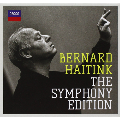 Bernard Haitink: The Symphony Edition - Limited Edition (36CD)
