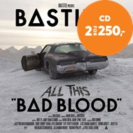 Produktbilde for All This Bad Blood - Deluxe Edition (2CD)