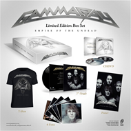 "Empire Of The Undead - Limited Edition Box Set (CD+DVD+VINYL - 7""+T-Shirt)"