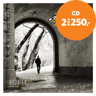 Produktbilde for Ansikter (CD)