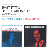 'Nuther Fu'ther / Soul Shack (CD)