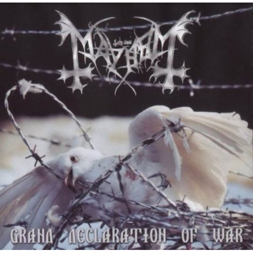 Grand Declaration Of War (2CD)