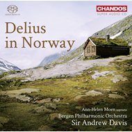 Delius: Delius In Norway (SACD-Hybrid)