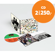 Produktbilde for Led Zeppelin III (Remastered) (CD)