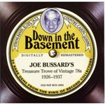 Down In The Basement: Joe Bussard's Treasure Trove Of Vintage 78s (CD)