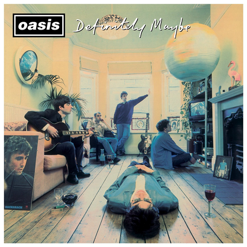 Definitely Maybe - 20th Anniversary Edition (Remastered) (CD)