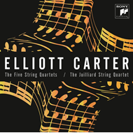 Carter: The Five String Quartets (2CD)