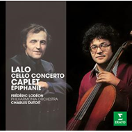 Lalo / Caplet: Cello Concerto / Epiphanie (CD)