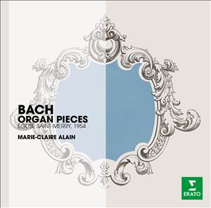 Bach, J.S: Organ Pieces (CD)