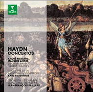 Haydn: Trumpet Concerto & Cello Concerto (CD)