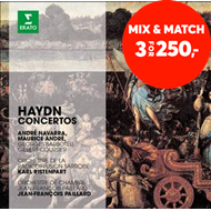 Produktbilde for Haydn: Trumpet Concerto & Cello Concerto (CD)