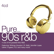 Pure 90s R&B (4CD)