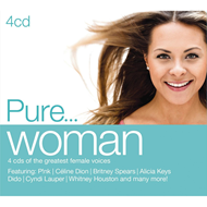 Pure Woman (4CD)