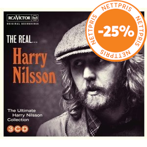 The Real Harry Nilsson (USA-import) (3CD)