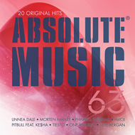 Absolute Music 63 (CD)