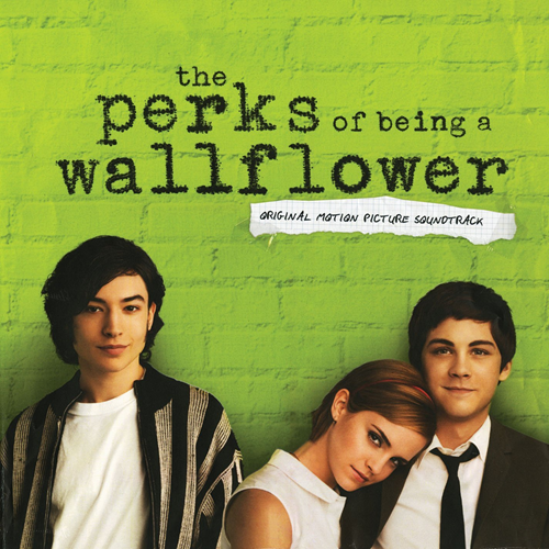 The Perks Of Being A Wallflower (CD)