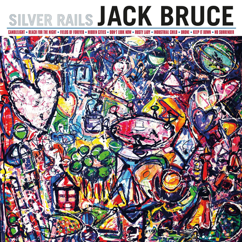 Silver Rails - Limited Deluxe Edition (m/DVD) (CD)