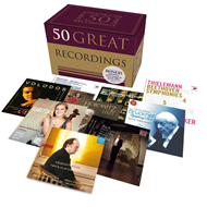 50 Great Recordings (50CD)