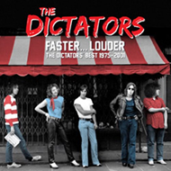 Faster...Louder - The Dictators' Best 1975-2001 (CD)