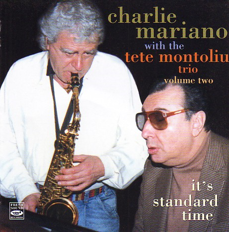 It's Standard Time Vol. 2 - With The Tele Montoliu Trio (CD)