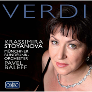 Produktbilde for Verdi: Arias (CD)