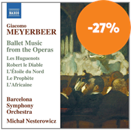 Meyerbeer: Ballet Music From The Operas (CD)