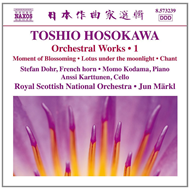 Hosokawa: Orchestral Works 1 (CD)