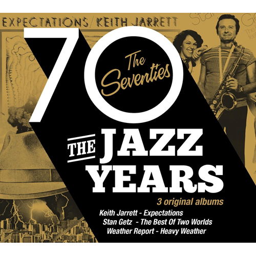 The Jazz Years: The Seventies (3CD)