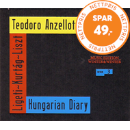 Produktbilde for Hungarian Diary (CD)