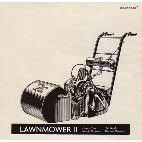 Lawnmower II (CD)