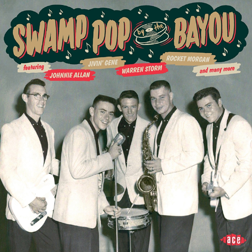 Swamp Pop By The Bayou (CD)