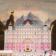 The Grand Budapest Hotel (CD)