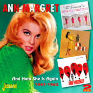 And Here She Is Again (1961-1962) (CD)